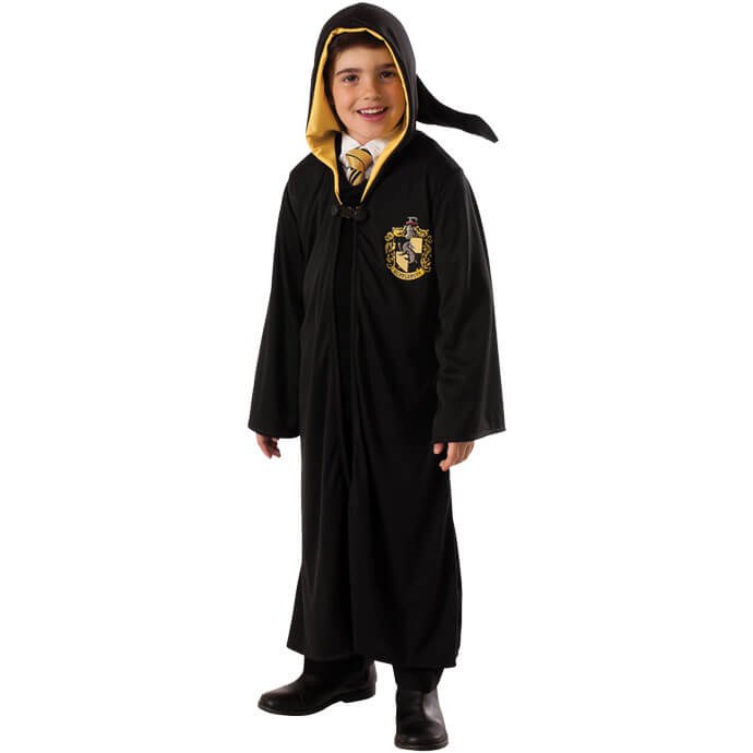 Hufflepuff Hogwarts uniform fancy dress costume