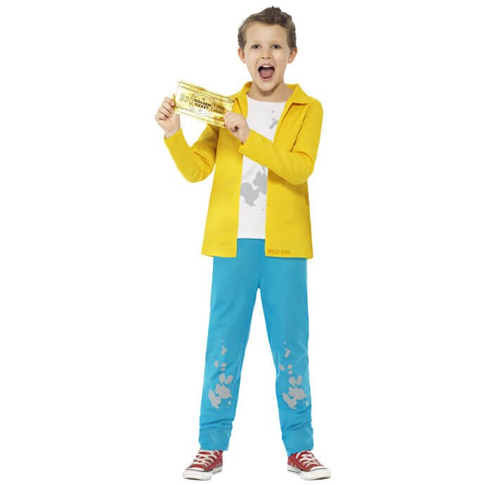 Charlie Bucket World Book Day fancy dress costume