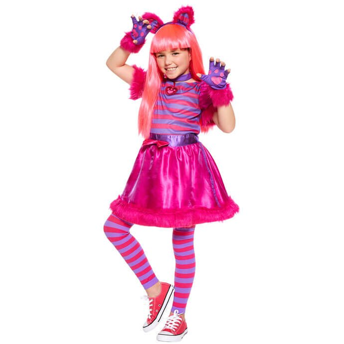 Cheshire Cat World Book Day fancy dress costume