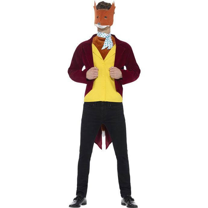 Fantastic Mr Fox World Book Day fancy dress costume for teachers