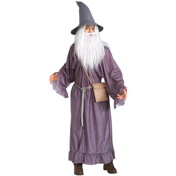 Gandalf World Book Day fancy dress costume for teachers