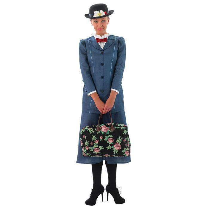 Mary Poppins World Book Day fancy dress costume for teachers