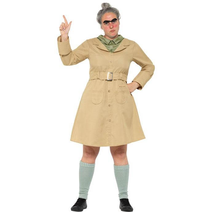 Miss Trunchbull World Book Day fancy dress costume for teachers
