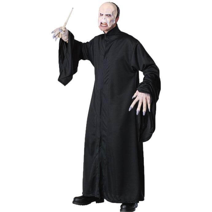 Voldemort World Book Day fancy dress costume for teachers