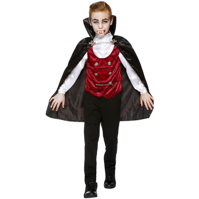 Dracula World Book Day fancy dress costume