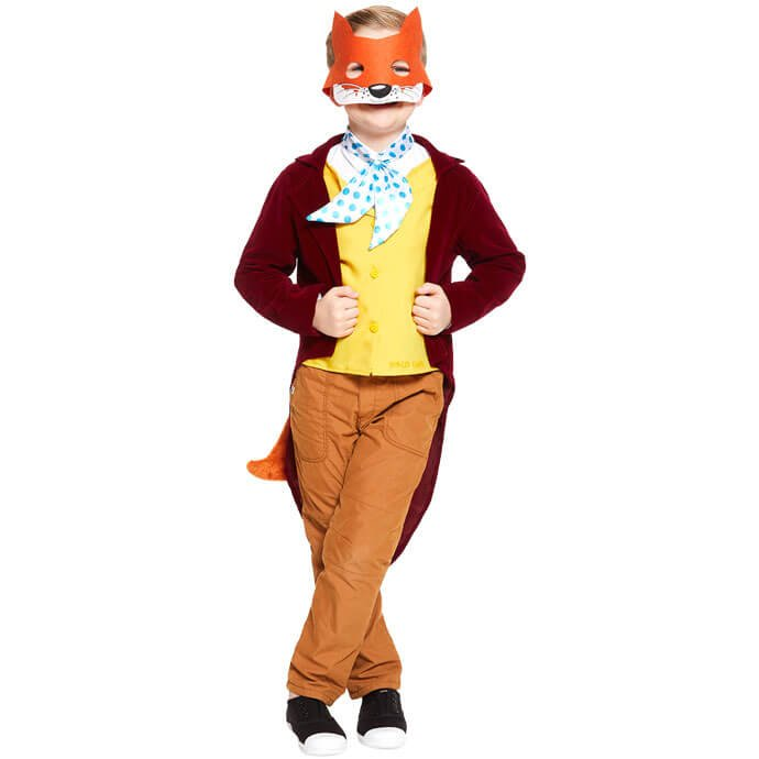 Fantastic Mr Fox World Book Day fancy dress costume
