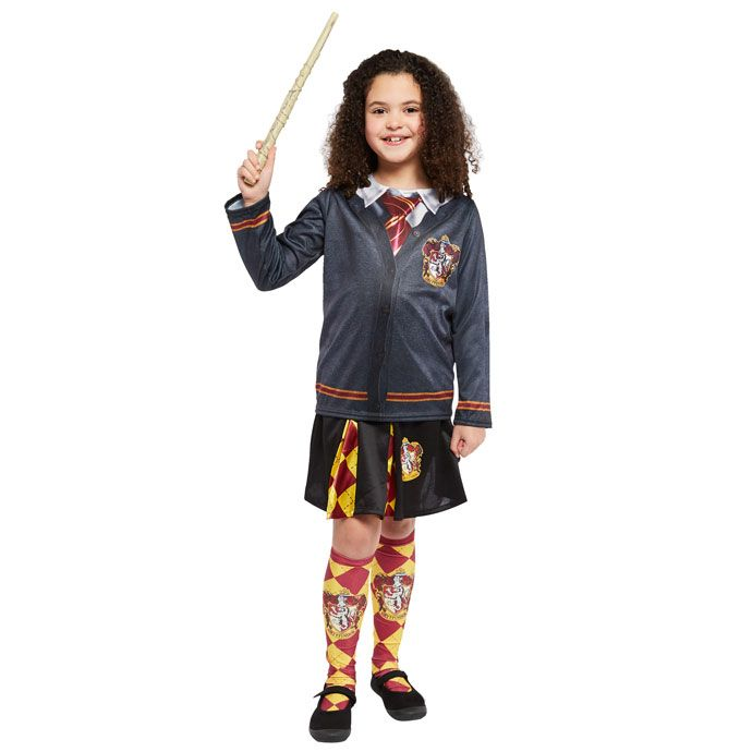 Hermione Granger Wand Girls Fancy Dress Book Costume Book Week Kids Accessory