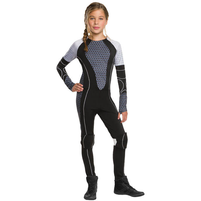 Katniss Everdeen World Book Day fancy dress costume