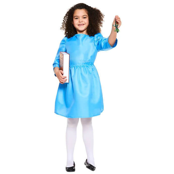 Matilda World Book Day fancy dress costume