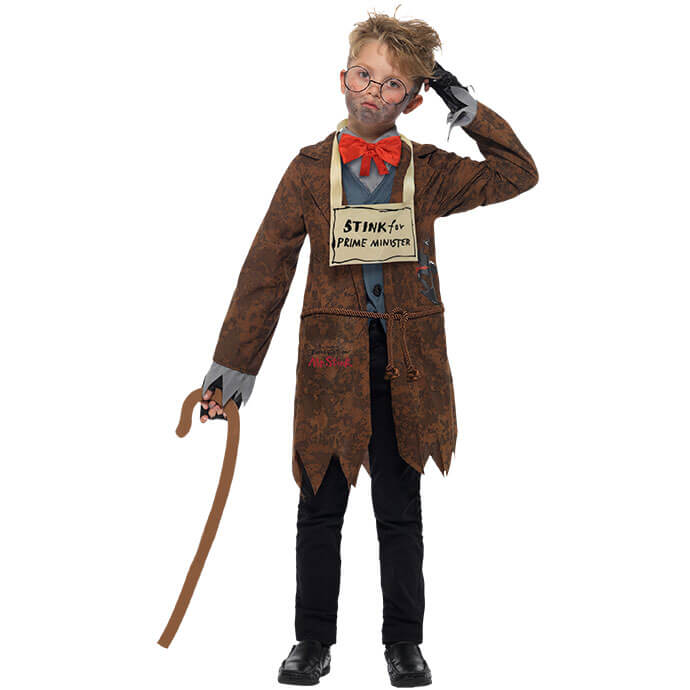 Mr Stink World Book Day fancy dress costume