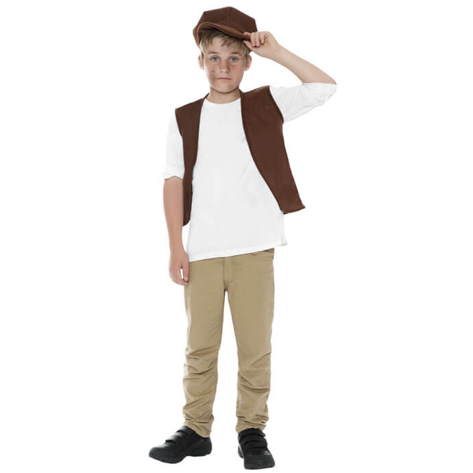 Oliver Twist World Book Day fancy dress costume
