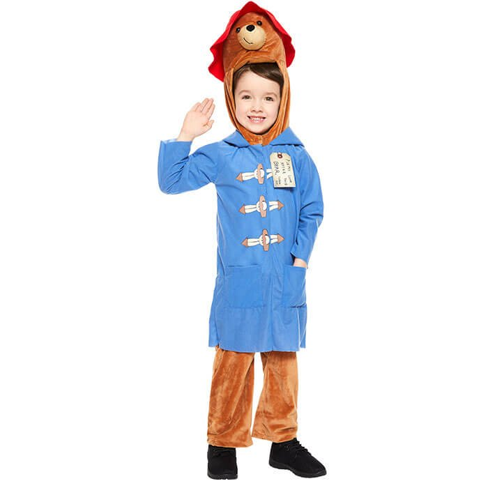 Paddington Bear World Book Day fancy dress costume