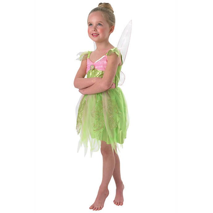 Tinker Bell World Book Day fancy dress costume