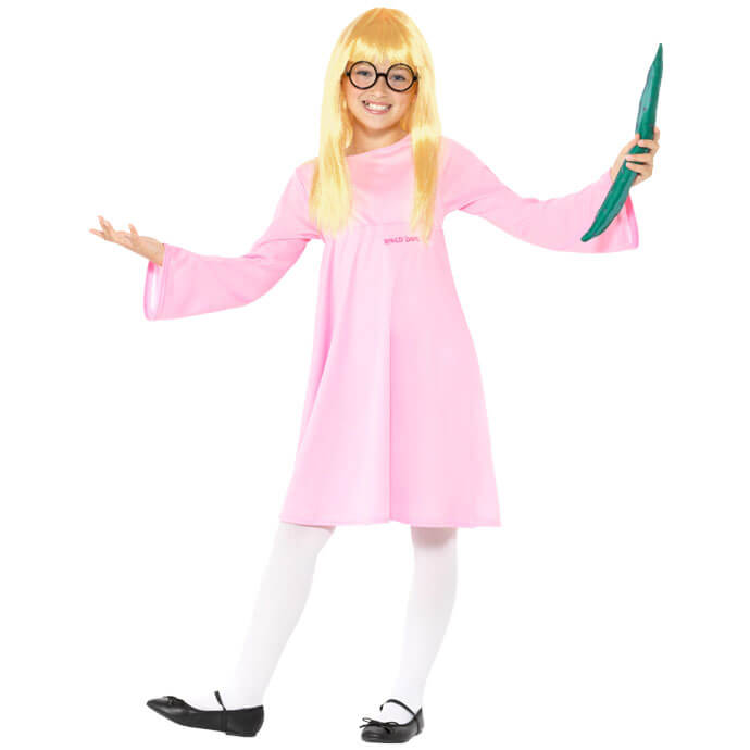 Sophie BFG World Book Day fancy dress costume