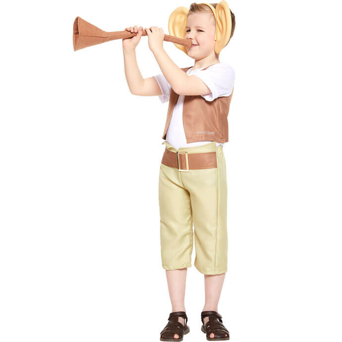 The BFG World Book Day fancy dress costume