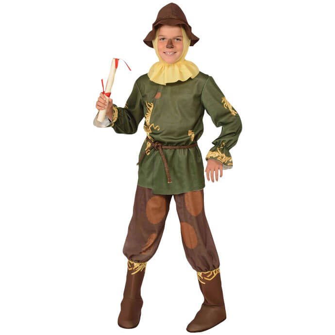 Wizard of Oz Scarecrow World Book Day fancy dress costume