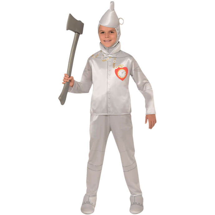 Wizard of Oz Tin Man World Book Day fancy dress costume