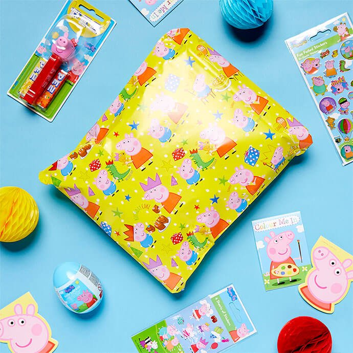 Peppa Pig birthday present