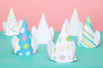 Six DIY Easter bunny bonnet ideas