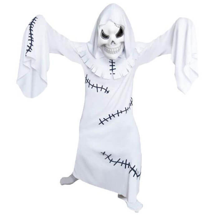 Cheap ghost Halloween costume