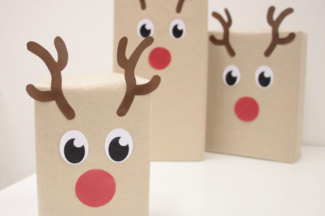 Christmas reindeer craft ideas