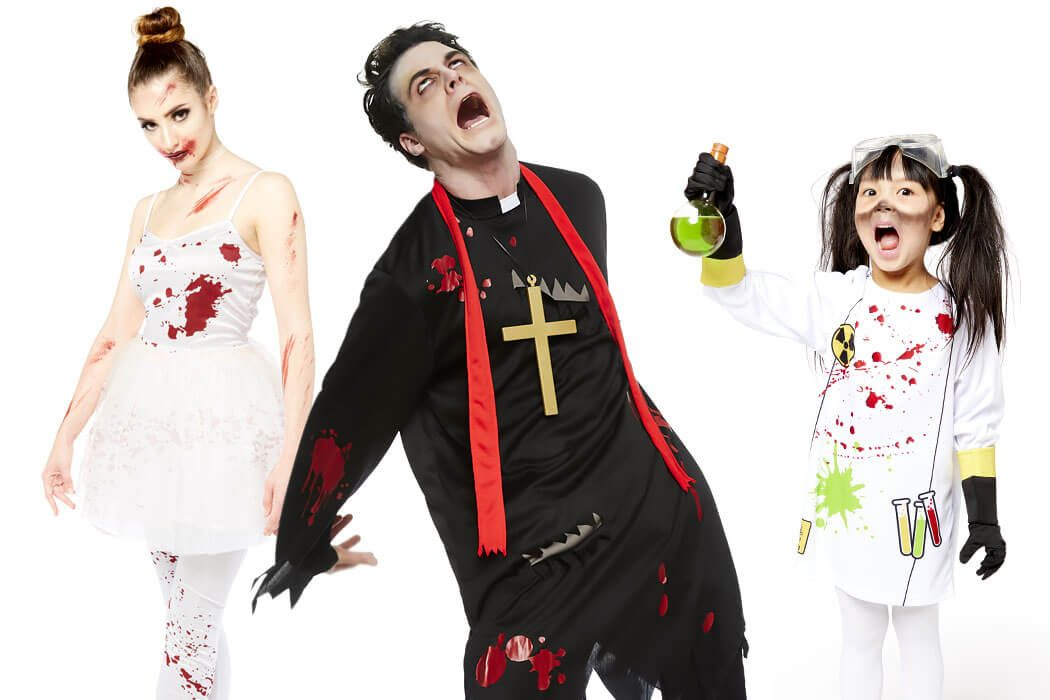 Zombie Costume Ideas for Halloween