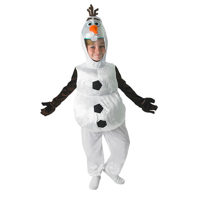 Olaf Christmas fancy dress costume for toddlers