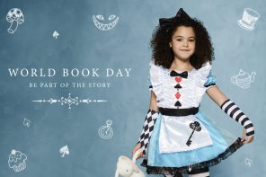 Alice in Wonderland World Book Day costumes