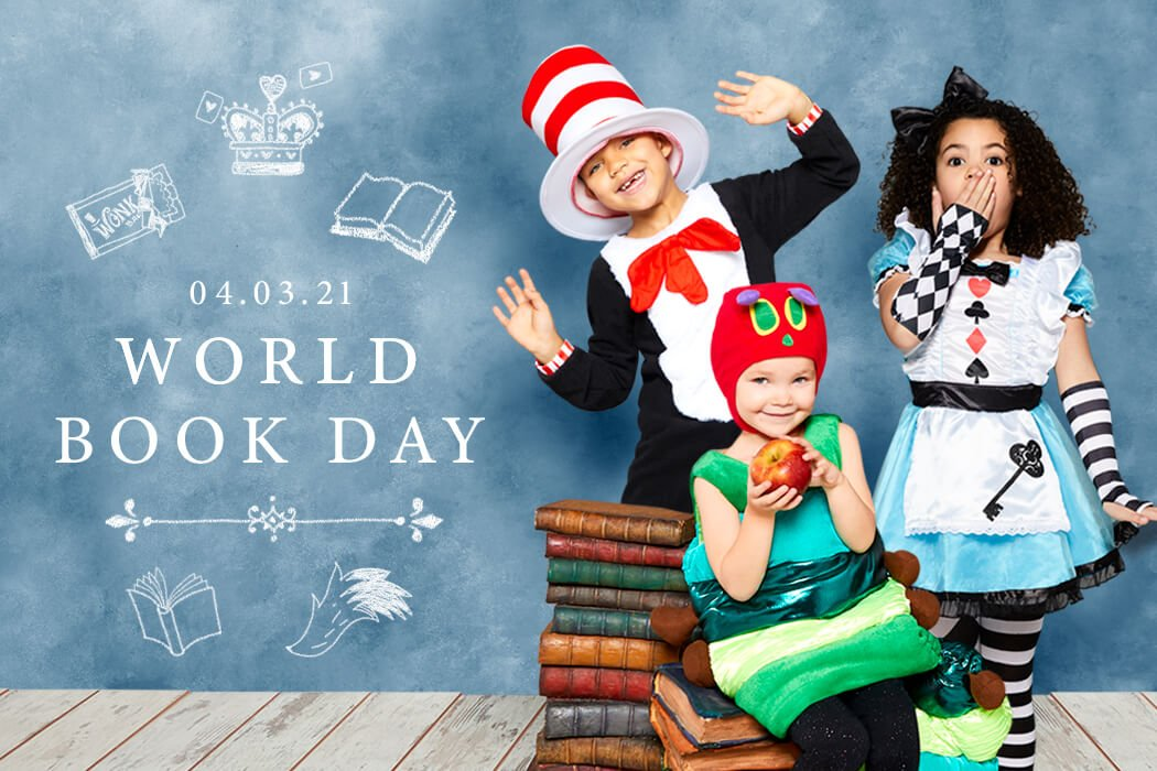 49 World Book Day Costume Ideas For Your Kids Party Delights Blog