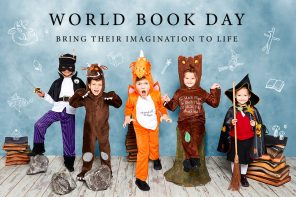 Highway Rat, Gruffalo, Zog. Stick Man and Room on the Broom World Book Day fancy dress costumes